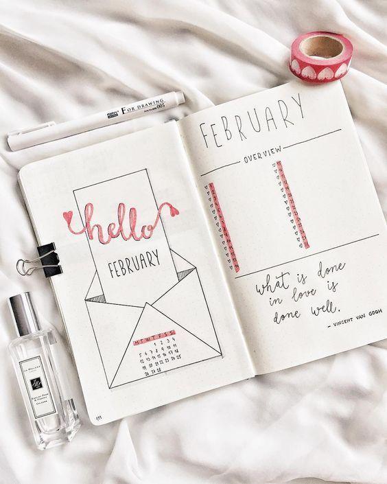 Hellloooo February