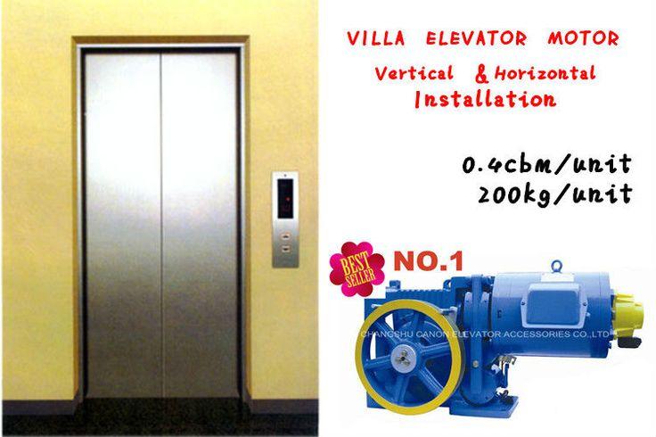 HOT!!! VVVF Traction Motor for Elevator