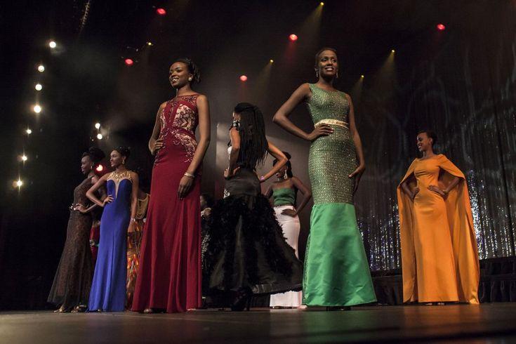 Si chiama Rebecca Asamoah la 24enne vincitrice del primo concorso di bellezza continentale africano. La rappresentante del Ghana, che lavora come igienista