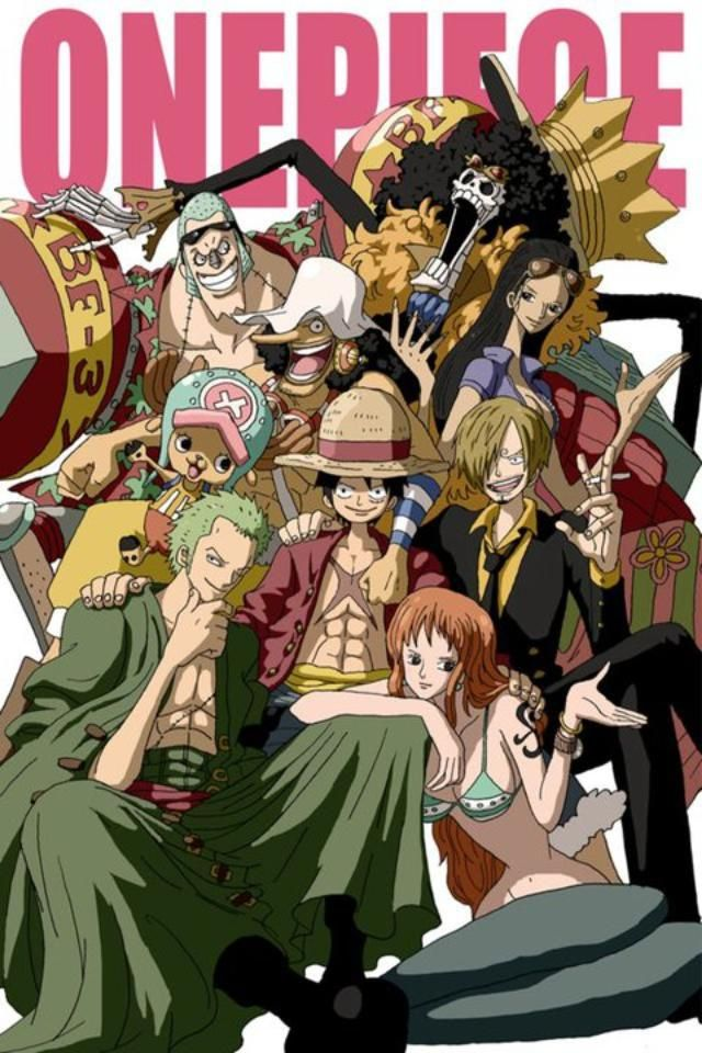 My One Piece Iphone Wallpaper Collection