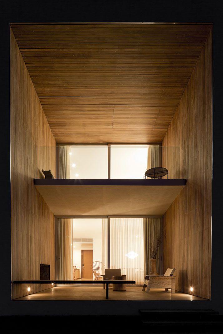 Fasano Boa Vista Hotel by Isay Weinfeld in Porto Feliz, Brazil @Yatzer