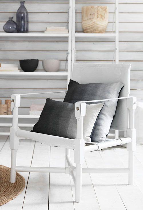 design traveller: Colour code: effortless white