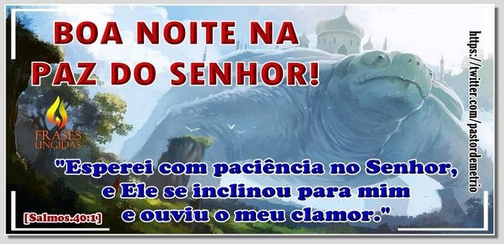 Esperei Com Paciência No Senhor!: Pastor Demétrio, Demétrio Pinheiro