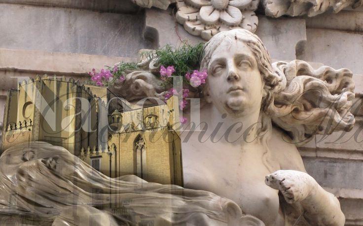 Città raccontate: Napoli n. 5 (Piazza San Domenico)