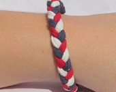 Hockey tape bracelets