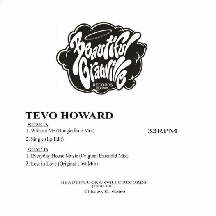 Tevo Howard - Without Me (reissue) (Beautiful Granville) #music #vinyl #musiconvinyl #soundshelter #recordstore #vinylrecords #dj #House