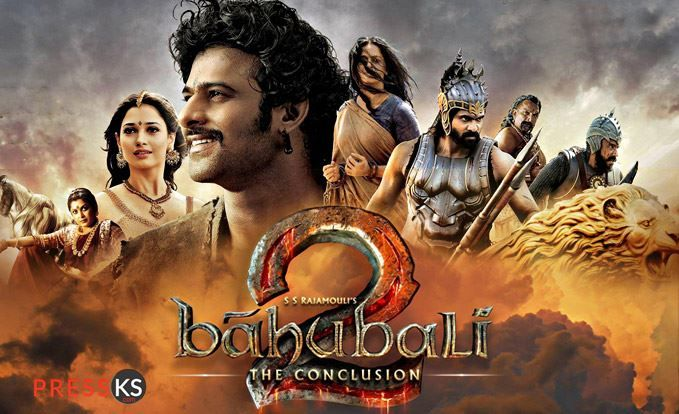 Quality Movies : BAHUBALI: THE CONCLUSION 2017 Blu-ray 480p 500mb