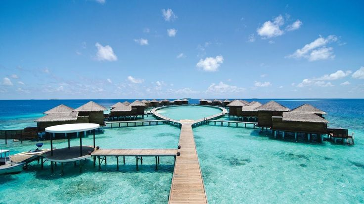 awesome JUMEIRAH DHEVANAFUSHI (Maldives): paradise found (review) - video