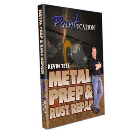 """Nama : Education Metal Prep & Rust Repair ( DVD ) Kode : - Merk : - Tipe : - Status : Siap Berat Kirim : 1 kg  If you've ever seen you favorite car in a field or junk yard and thought it was """"too late"""" to save it.... now you can save it yourself! Rust is not the end of a project, """"Metal Prep & Rust Repair!"""" shows you how to revive that rusty panel, and create a foundation so you can save that car! Home made patch panels are inexpensive, and if done correctly, can last the life of the…"""