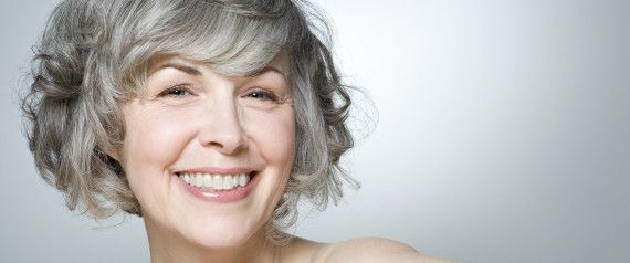 How to Go Gray Naturally