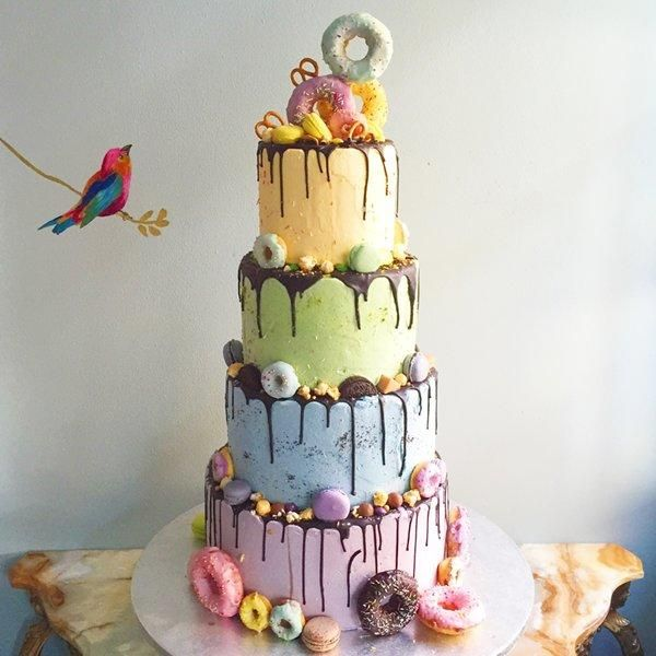 Wedding Cake London