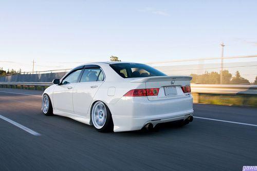 Slammed Acura TSX | Tsx Slammed