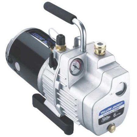 8 Cfm Superevac Vacuum Pump, Multicolor