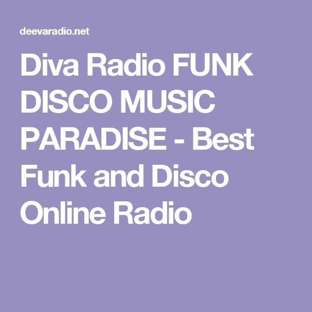 Diva Radio FUNK DISCO MUSIC PARADISE - Best Funk and Disco Online Radio