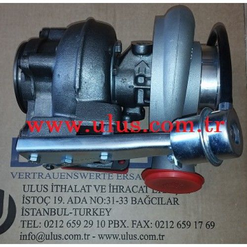 6736-81-8190 Turbocharger Komatsu SA6D102 Engine, WA320-3CS Whell loader