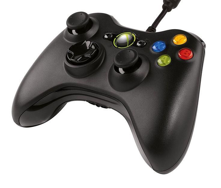 Ein super Controller für kleines Geld, vor allem auch für alle die am Windows PC einen ordentlichen Controller möchten! Bei amazon gibt es gerade den Xbox 360 Controller für nur 19,99€ - der geizhals.at Vergleichspreis liegt bei 28,76€.   #Amazon #Controller #Gaming #Konsole #PC #Windows #XBox #Xbox360