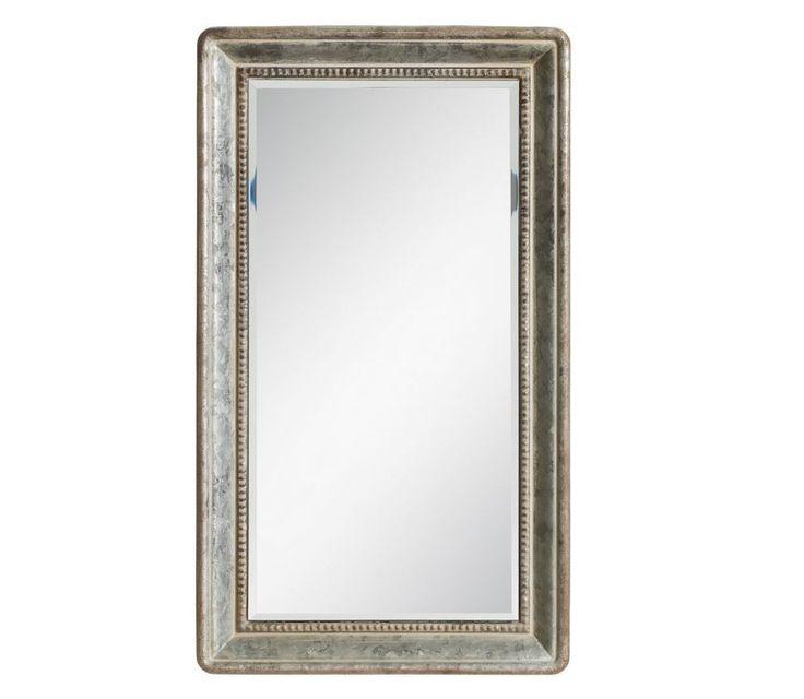 Las 25 mejores ideas sobre espejos de pared en pinterest for Espejo vintage plateado