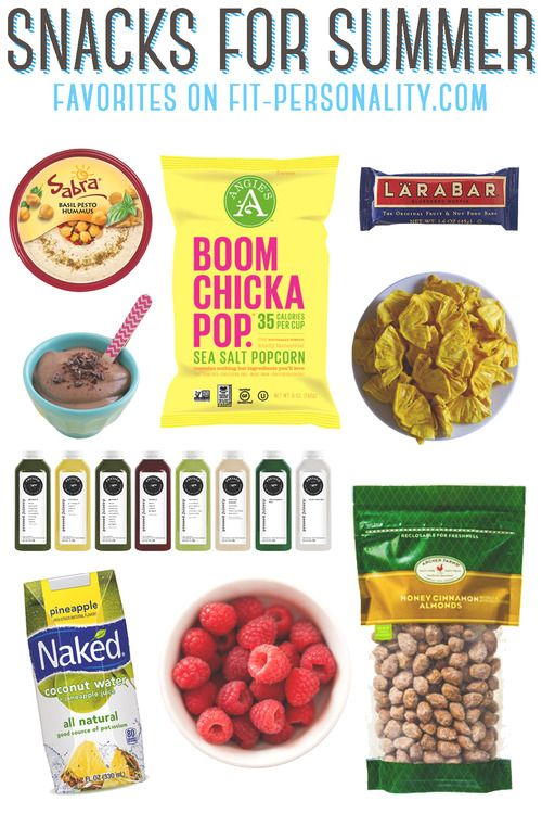 Best snacks around for all your summer needs. You got your proteins, your veggies, your fruits, your salt cravings, your chocolate cravings,...