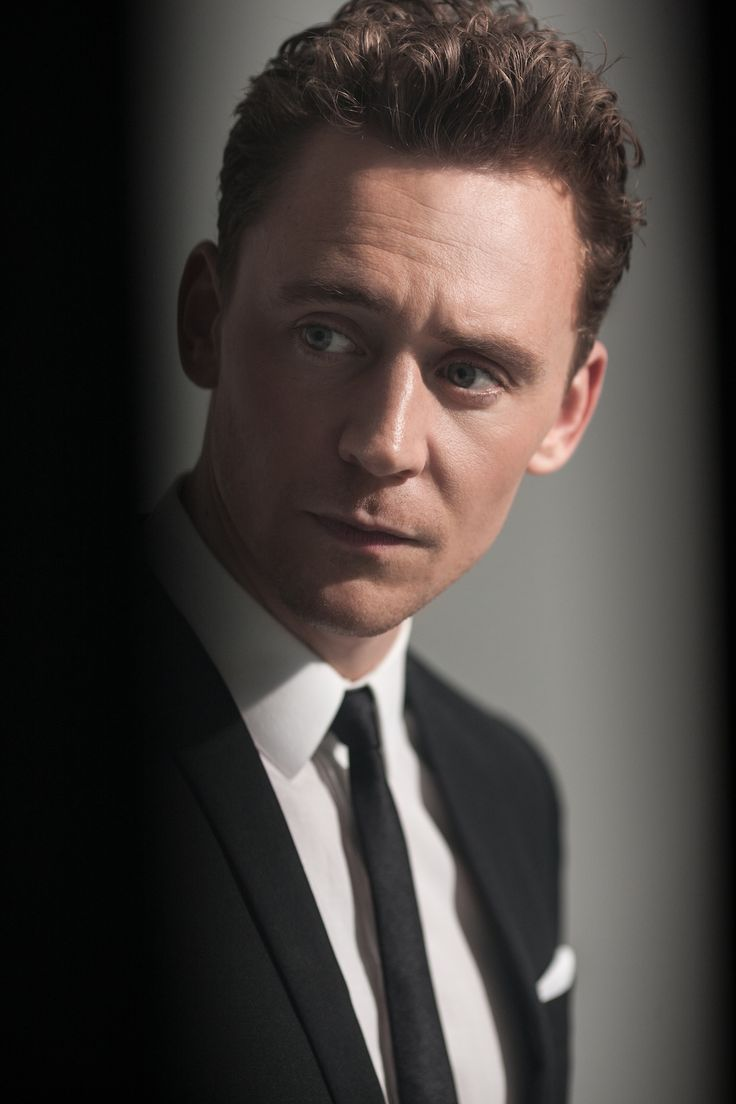 Tom Hiddleston by Greg Williams