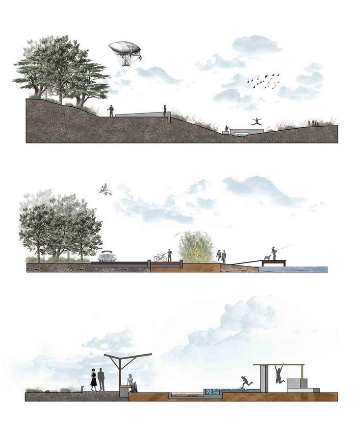 62 best images about diagramas de arquitectura on for Bc landscape architects