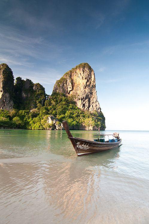 West Beach - Krabi - Thailand (von Mark Fischer)   Amazing Places