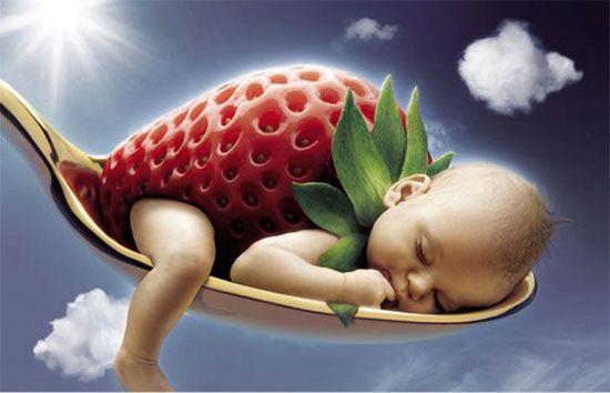 adorable fraise