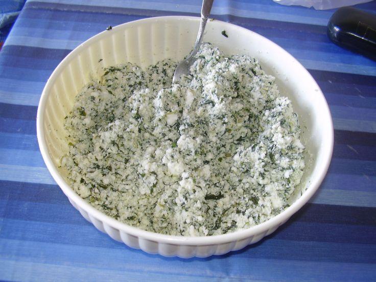 Plumcake salato di ricotta e bietole, ricetta senza farina e senza pasta. (Preso spunto, fatto con zucchine senza seguire la ricetta, risultato ottimo!)