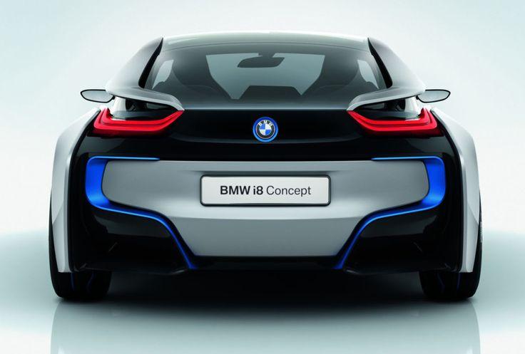 Coches nuevos para 2014 BMW i8 Concept Los Mejores Autos Nuevos