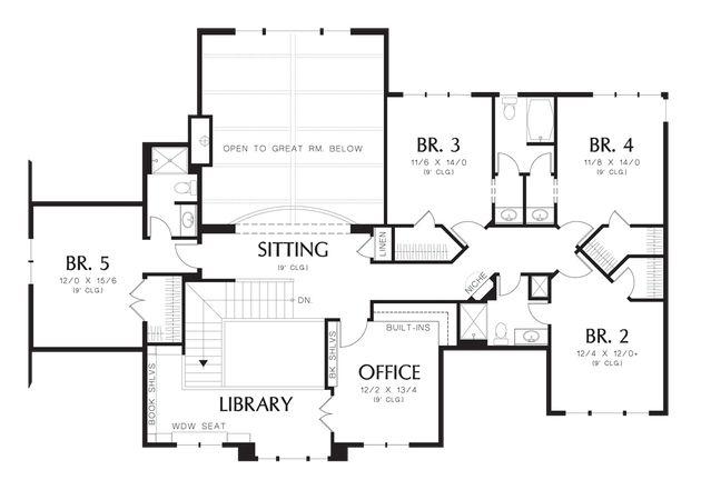 30 best house plans images on pinterest   home plans, house floor