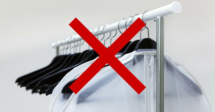 The Truth about Garment Bags #garmentbag #dresscover