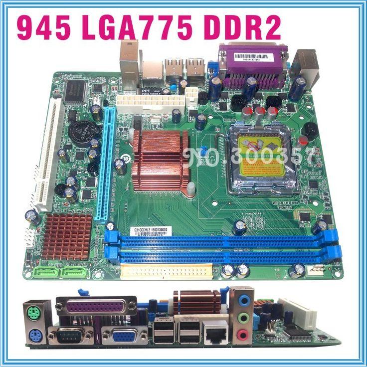 NIEUWE Micro-ATX ddr2 945 LGA 775 moederbord