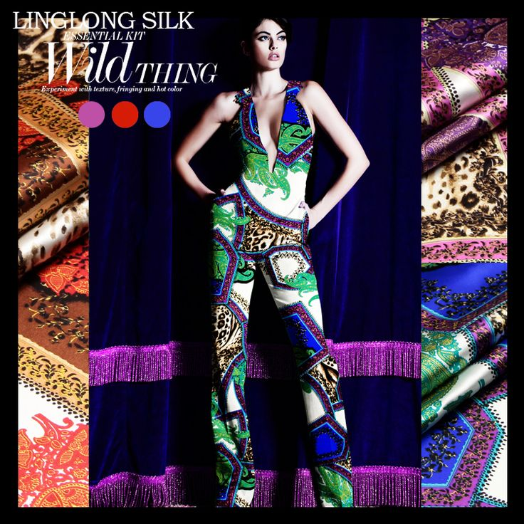 ==> [Free Shipping] Buy Best PRINTED SILK STRETCH SATIN 118cm width 19momme/Pure Mulberry Silk Tissus For Wedding Dresses Sewing Leopard Online with LOWEST Price   32494987112