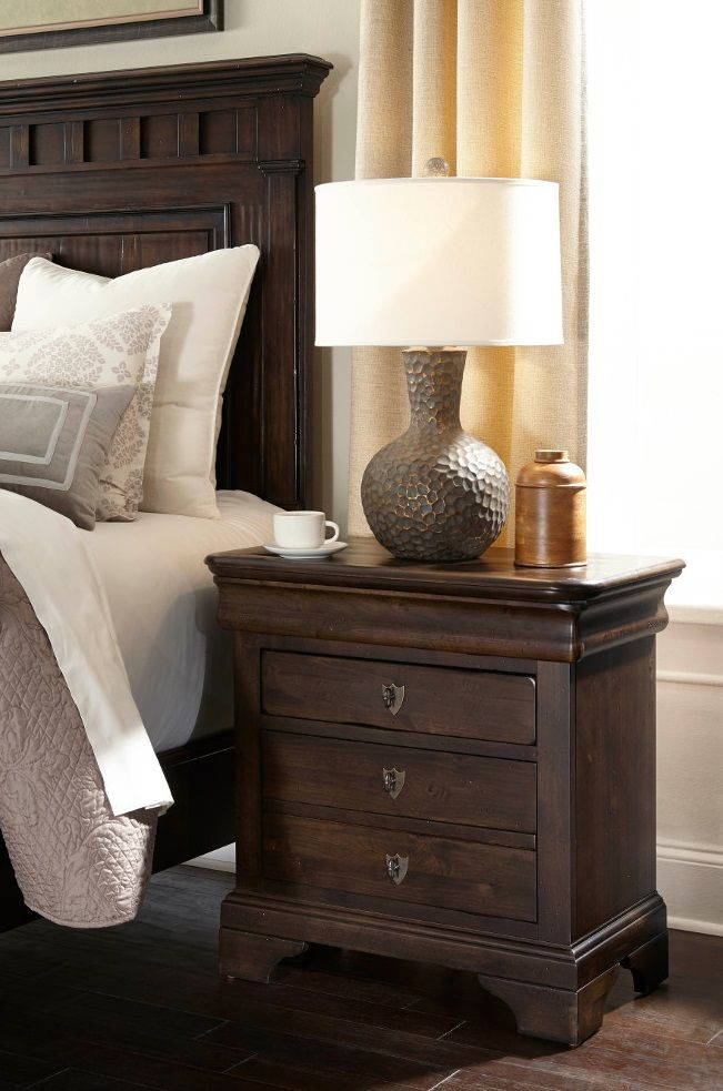 european villa is a solid alder european inspired bedroom collection classic european styling - Bordeaux Louis Philippe Style Bedroom Furniture Collection