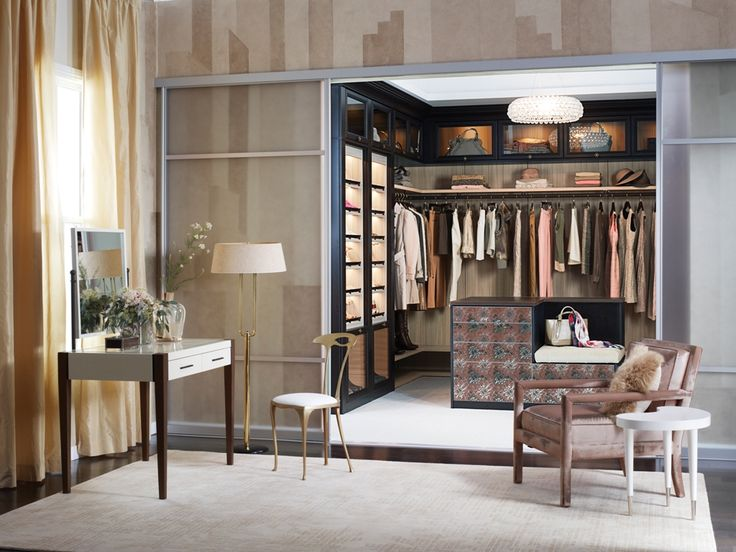 Make Your Closet Look Like a High-End Store