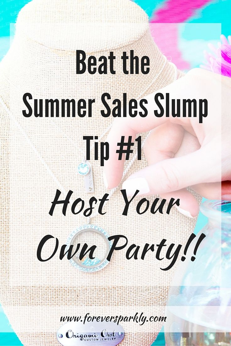 Summertime means fun and vacation but you may find your direct sales business slowing down! Direct Sales Tip #1 to help boost sales and customer retention is to Host Your Own Party! Click to see the full list of tips to beat the summer sales slump!