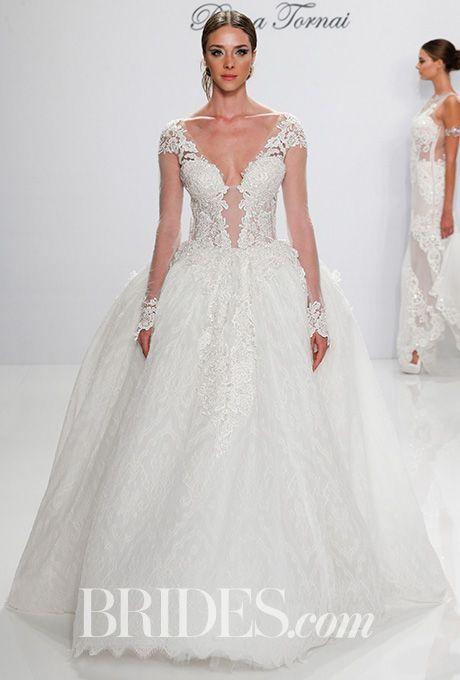 vestidos de novia kleinfeld estilo princesa