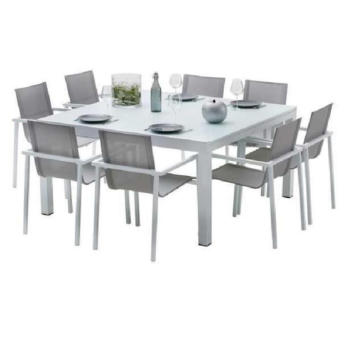 Table Chaises De Jardin