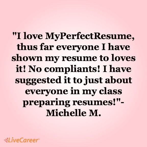 182 best LiveCareer Reviews images on Pinterest Resume builder - my resume