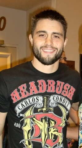 Carlos Condit.. humble, modest, and the most strategic fighter in the ufc full stop.