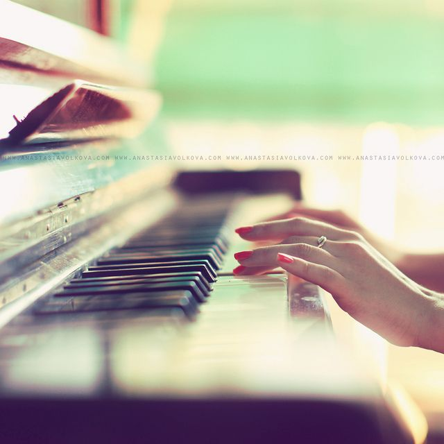 I think this is a very cool picture. It makes me want to sit down at the piano. (and learn to play)