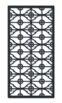 Wall patterns geometric wall wall cladding wall design wall panelling - 60 855 Chinese R9 Fretwork Mdf Screen Patterns