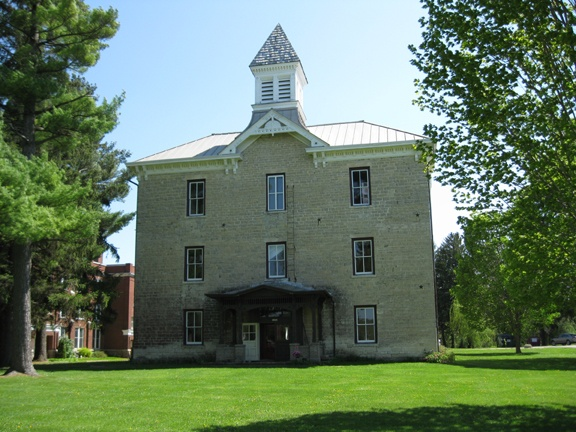 Gale College, Galesville, WI, founded as Galesville University in 1854 with ties to Methodist Episcopal Church; affiliated with Presbyterian Church from 1881-1901 and Lutherans until closing in 1939;