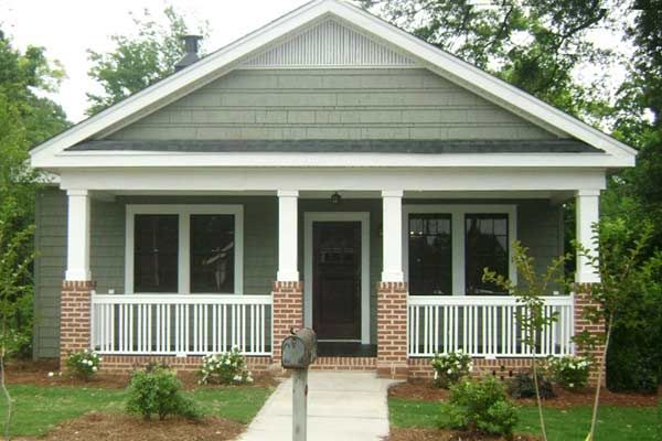 Best Curb Appeal Before And Afters 2014 Paint Colors
