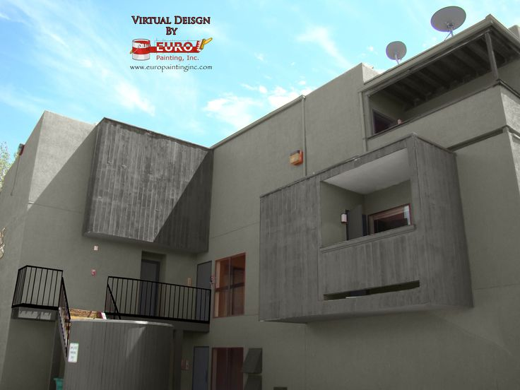 Skyline apartments albuquerque virtual design by euro for Homedepot colorsmartbybehr com paintstore