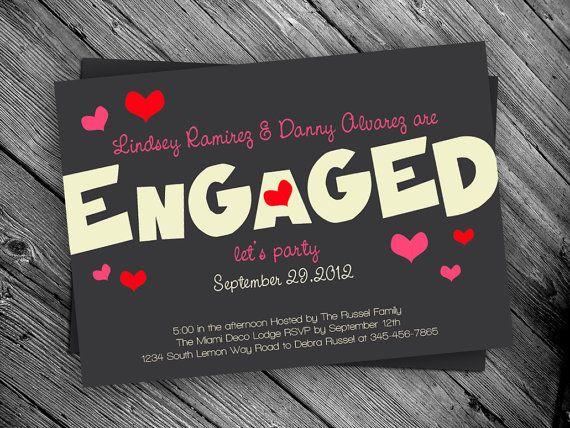 Doc736703 Free Engagement Invitation Template 17 Best ideas – Engagement Invitation Templates
