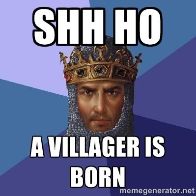 Age Of Empires via Meme Generator