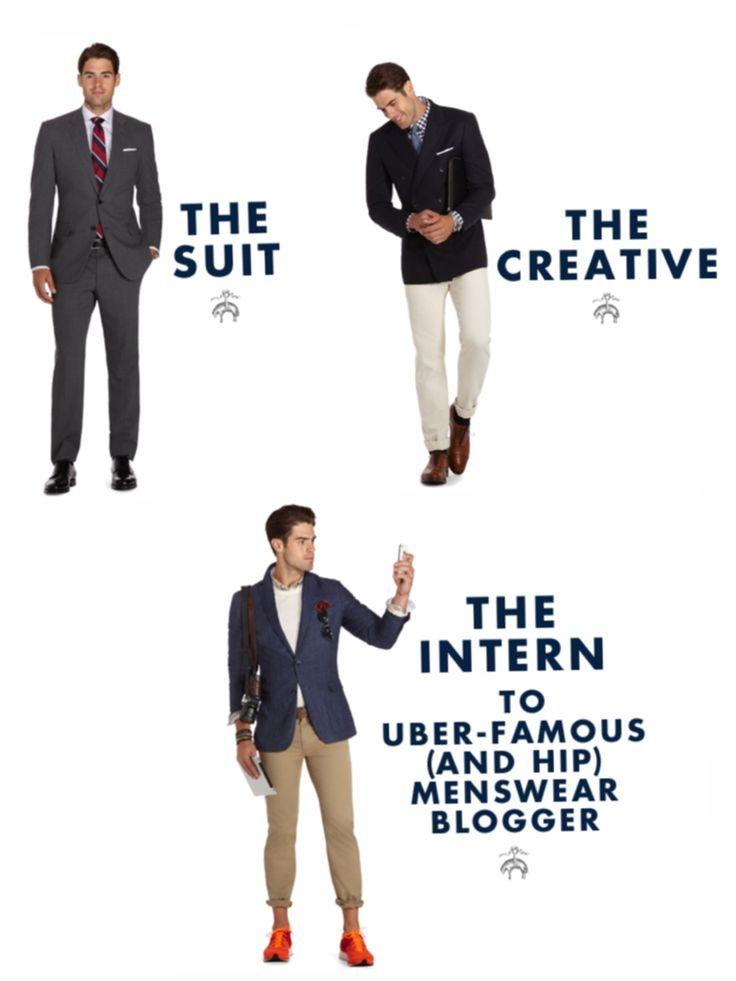 63 best Dress for Success Men images on Pinterest Men fashion - first job interview