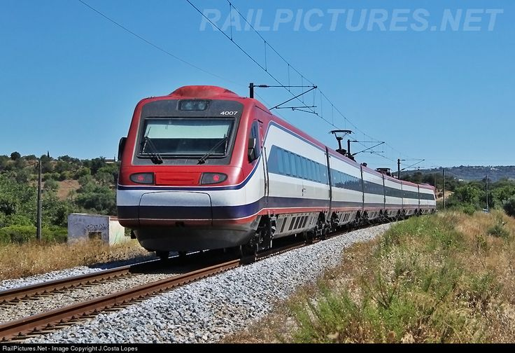 CP 4007 CP Portugal Fiat CP 4000 series at Boliqueime, Portugal by J.Costa Lopes