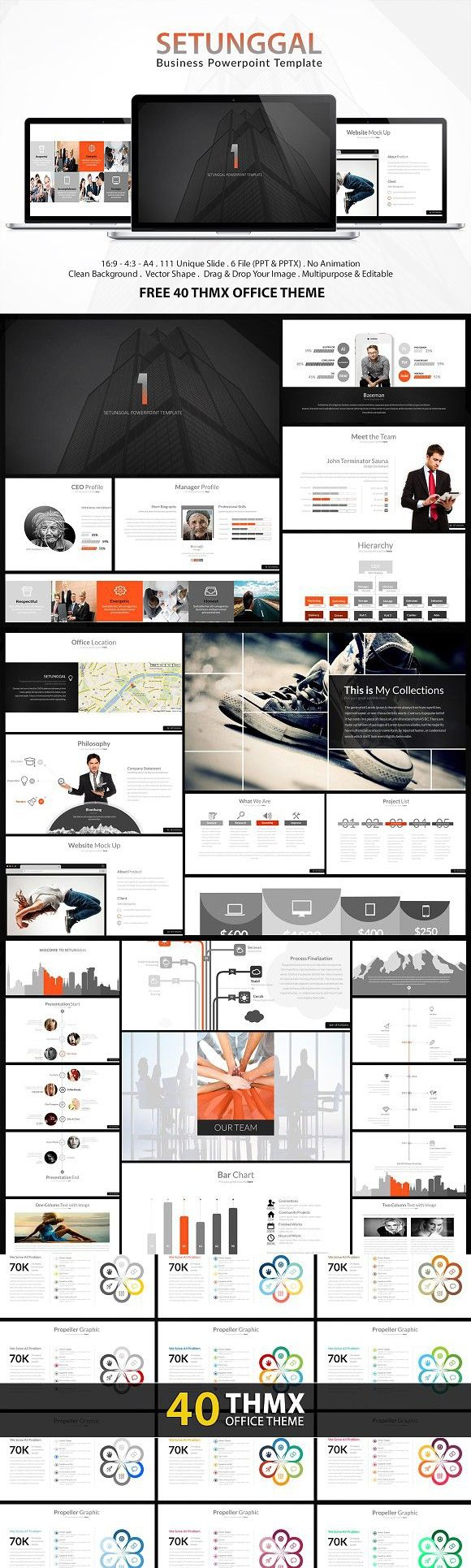 228 best Google Slides Templates images on Pinterest | Power point ...