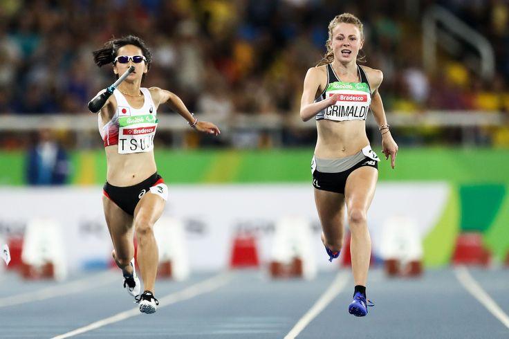 2016-rio-paralympics-day-4-20160911 #SaeTsuji #パラリンピック #陸上 #辻沙絵